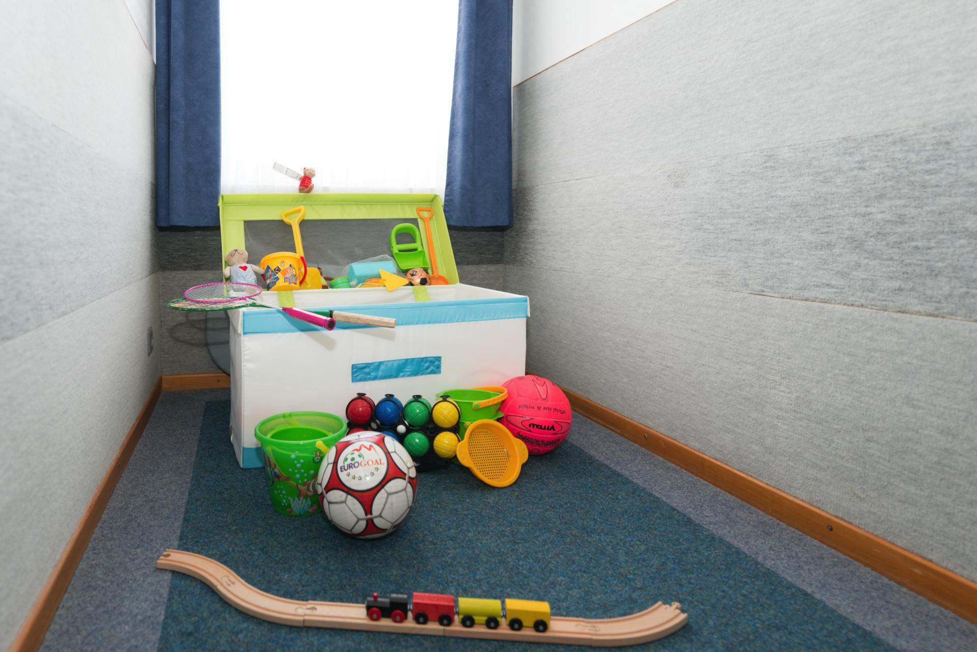 Kinderspielkiste